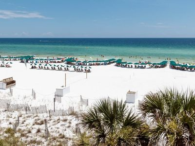 Photo for 3rd Floor Gulf-Front Condo On Okaloosa Island! Waterfall, Lazy River