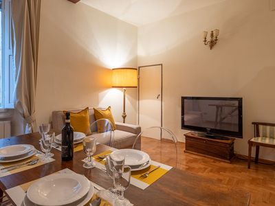 Photo for The Painter's house in Santa Croce, beautiful and elegant apartment, up to 6 guests