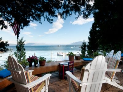 Photo for Tahoe City/West Shore - Near Tahoe Tavern and Sunnyside