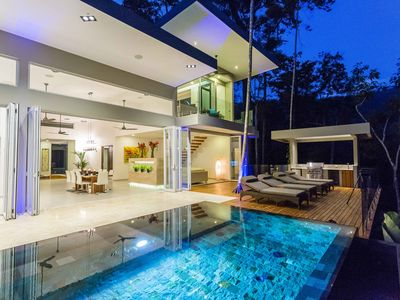 Photo for BRAND NEW Exotic White Water View Residence, Indulgent Vacationing Found!