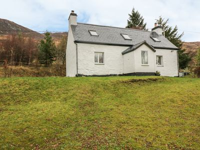 Photo for Creag Mhor Cottage, DORNIE