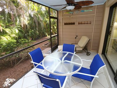 Photo for Ground Level, Clean & Bright- Close to Tennis Courts- Coquina Beach 5B