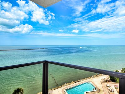 Photo for 440 West Condos 803S Gulf of Mexico View - 2 Bedroom 2 Bathroom - 440 West Condo's