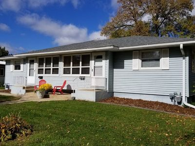 Photo for KABINO: Ideal Mayo Clinic Duplex! Clean! Cozy! See Reviews! 5 Stars! Free WiFi...