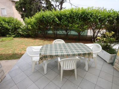 Photo for Two bedroom apartment with terrace Nerezine (Lošinj)