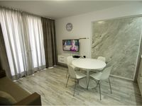 beautiful, clean and brand new with everything u need in inside the apartment+ private pool + beach