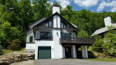 Single Family 4 Bedroom, 3 Bath Home In Coolidge Falls across from Loon Mountain