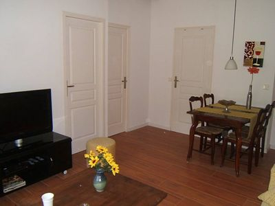 Photo for 1BR Apartment Vacation Rental in Sorède, Occitanie
