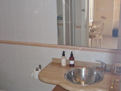 Photo for Recently decorated,  air conditioned 3 Bedroom House with communal pool