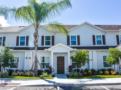 Photo for Near Disney World - Lucaya Village - Amazing Cozy 3 Beds 2 Baths Townhome - 3 Miles To Disney