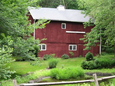 Photo for FARM HOUSE ON 30 ACRES, 1 MILE TO OMEGA PRIVATE BED & BATH USE OF 1ST FLOOR