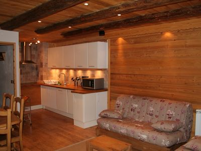 Photo for On Tracks! Tignes le Lac, 2 rooms for 6 people