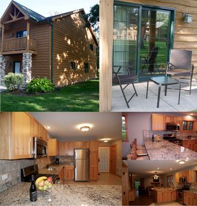 Photo for New Gourmet Kitchen And Just Fully Updated. 2bd/2bath villa near State Parks
