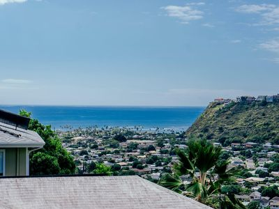 Photo for Spacious with Ocean views & Centrally located 4 bed 3 bath beautiful home!