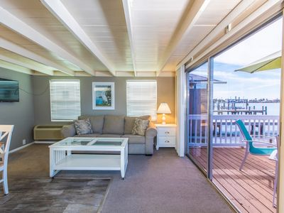 Photo for Matlacha Cove Inn on the water - CAPTIVA SUITE