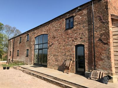 Photo for Luxury Stunning 5 Bed Barn Conversion Near Chester