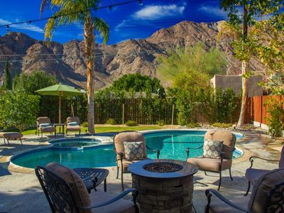 Photo for Casa Madero | Luxe 4BD/2BA, Pool/Spa, Putting Green, Gated, Cove