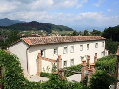 Photo for 5 Bedroom Farmhouse On Grounds Of C18th Villa, Private Garden & Stunning Views
