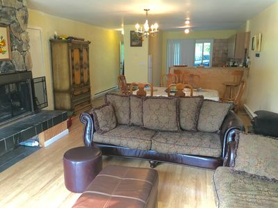 Photo for 2BR House Vacation Rental in Hunter, New York