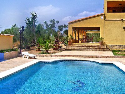 Photo for Vacation home Casa Ulldellops  in L'Ampolla, Costa Daurada - 8 persons, 4 bedrooms