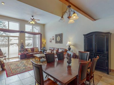 Photo for NEW LISTING! Spacious, family-friendly townhome near downtown, lake & skiing