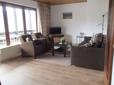 Photo for Quiet apartment Lija for 2-6 people in Willingen - Schwalefeld