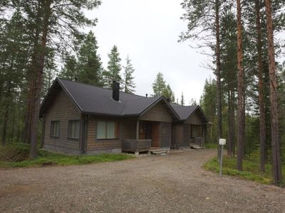 Photo for Vacation home Kantokelo c 2 in Ylläsjärvi - 6 persons, 1 bedrooms
