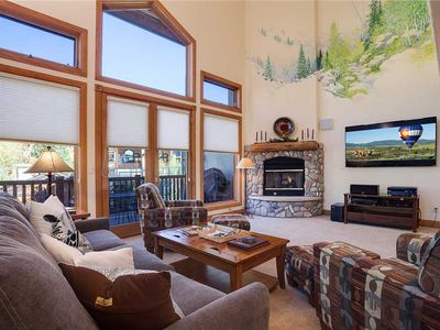 Photo for X2741 by Mountain Resorts: Great Views + Great location!