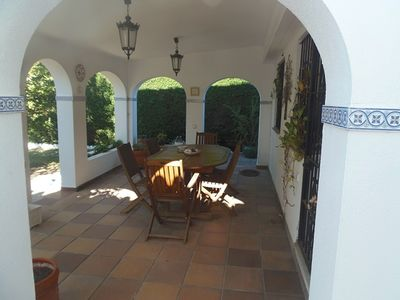 Photo for Holiday home with garden and loggia