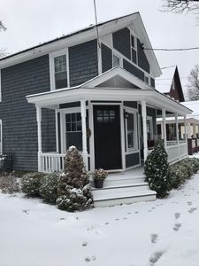 0.7 Miles to  Downtown Saratoga- Great winter spot! Deal on President's Week!