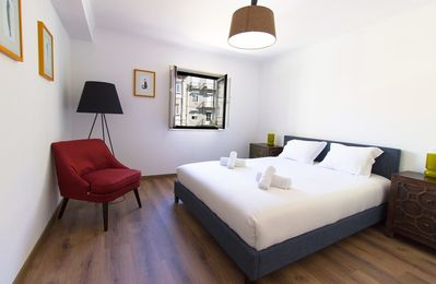Photo for Designer Flat for up to 4 guests in Anjos