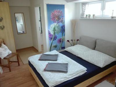 Photo for Bright modern apartment close to the Old Town of Meissen