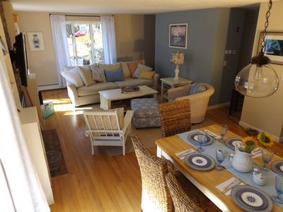Photo for Newly renovated, Central A/C, 3 Bedroom Home. Located in Beautiful New Seabury