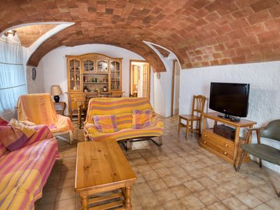 Photo for VILLAGE HOUSE WITH CHARM 50 METERS FROM THE BEACH