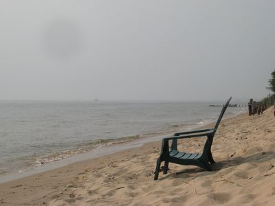 Photo for Woodsy Lake House @ Lake Michigan****Mid week fun 8/26-29 $550 for 4 or less