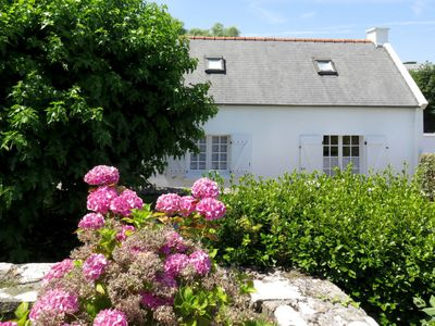 Photo for Vacation home Ferienhaus (ESQ101) in Esquibien - 4 persons, 2 bedrooms