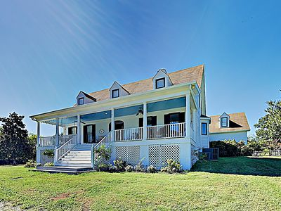 Photo for Updated Cape Cod Home on 10 Acres, Near Pilgrimage Music & Cultural Festival