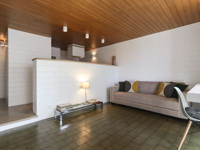 Photo for Stylish apartment near Campo de Ourique market