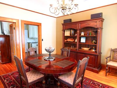 Photo for Walk to downtown Gainesville- gorgeous 2 bedroom house