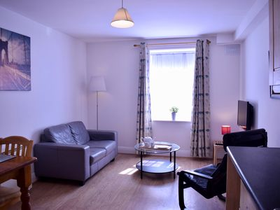 Photo for Bright 1 Bedroom Apartment in City Centre