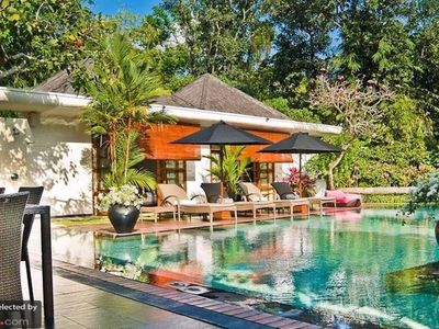 Photo for 6BR Luxury Villa, relax in Umalas nature