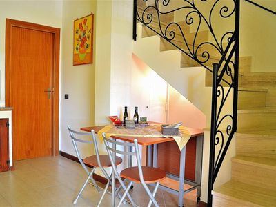 Photo for ApartmentsApart Bracciano Dreams Home - One Bedroom Apartment, Sleeps 4