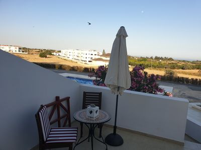 Photo for Dreamy 2 Bedroom Maisonette in Mazotos
