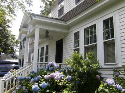 Photo for Perfect Location - Quiet Street in Downtown Edgartown!