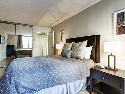 Photo for 1 bedroom Furnished Apartment  - Downtown Montreal - 1 BEDROOM SUITE