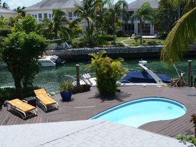 Photo for Canal Property With Dock /Gated Community/residential only