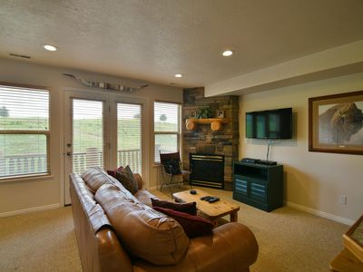 Photo for Moose Hollow Condo at Wolf Creek Utah Resort near Pineview Reservoir, Powder Mountain and Snowbasin