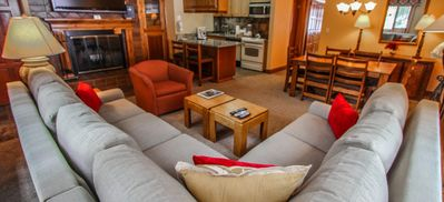 Photo for Gorgeous One Bedroom West Vail - Wonderful Amenities