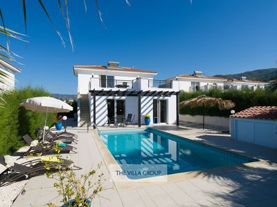 Photo for Argaka Villa, Sleeps 4 with Pool, Air Con and WiFi