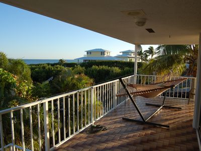 Photo for Gorgeous Key Largo Ocean Side Waterfront Home W/ Spacious Dockage & Views